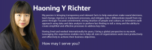 Haoning Y Richter Quote